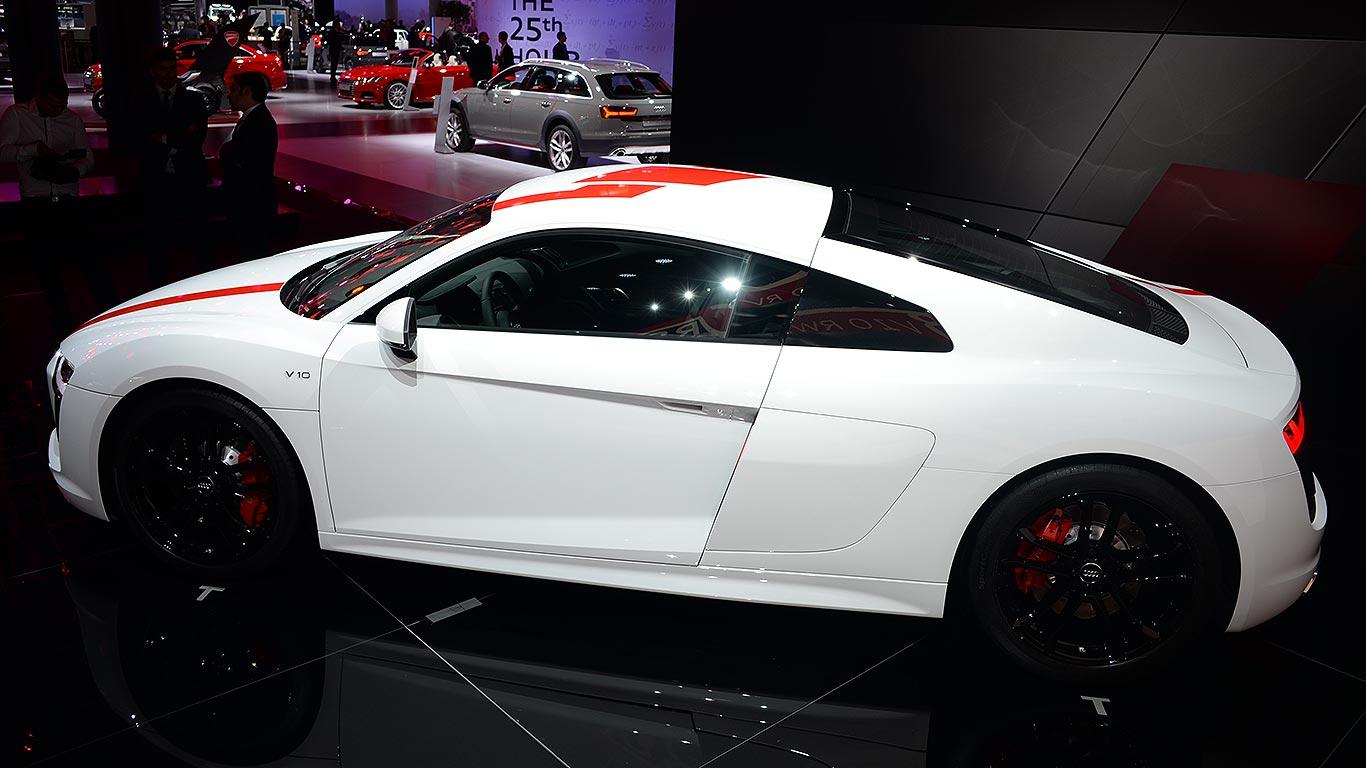 Audi ditches Quattro for RWD