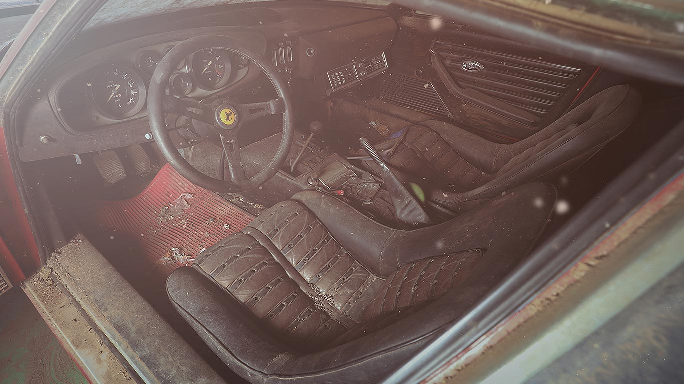 1969 Ferrari 365 GTB4 Daytona Berlinetta