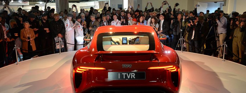 2018 TVR Griffith