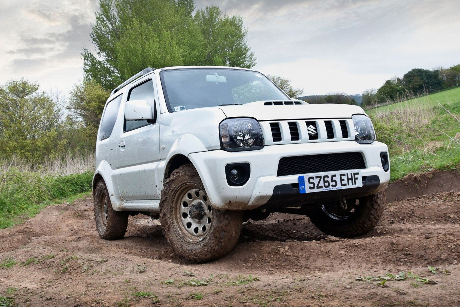 Suzuki Jimny run-out special