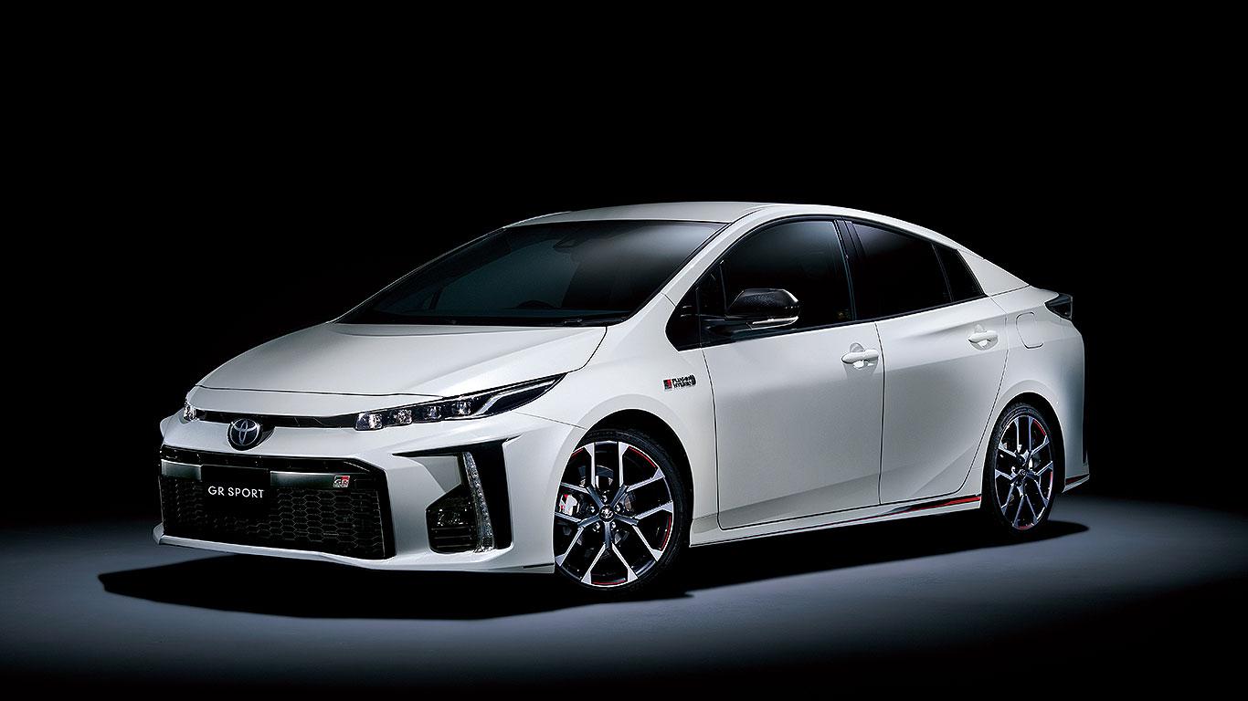 Toyota Prius GR Sport