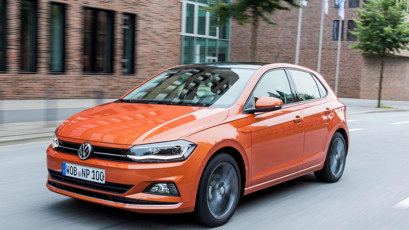 167263a59e7a3 2018 Volkswagen Polo review  a very grown-up small car