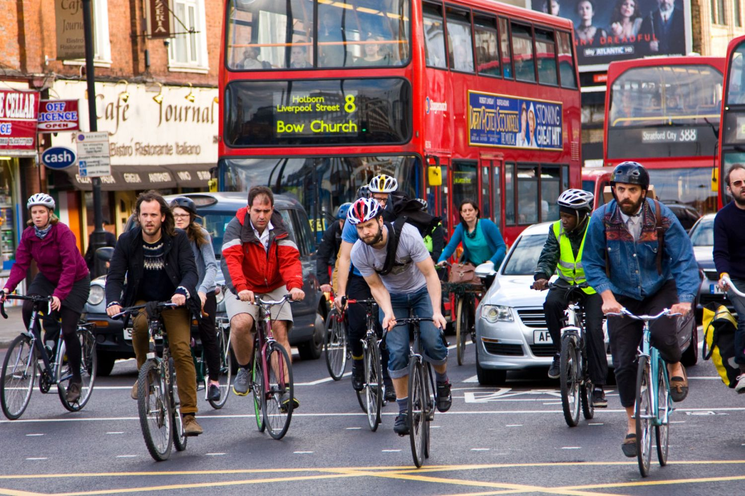 Should 'death by dangerous cycling' be an offence?