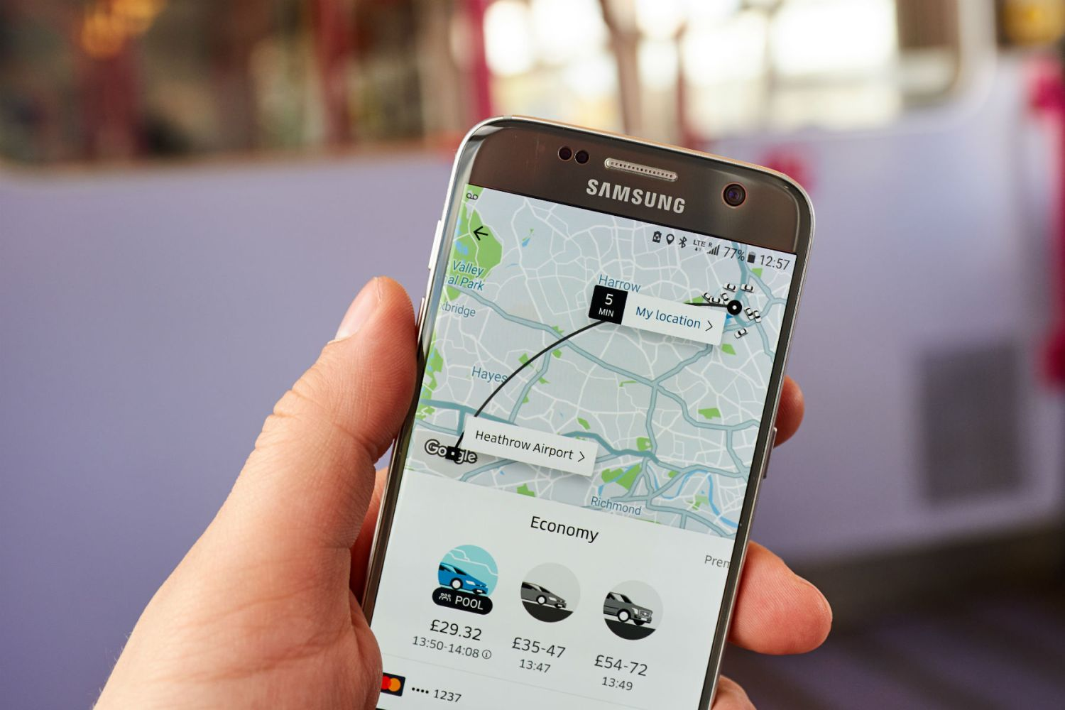 Uber is 'not fit and proper' to operate in London