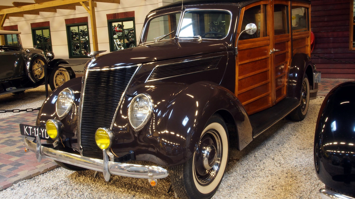 The greatest 'woodie wagons'