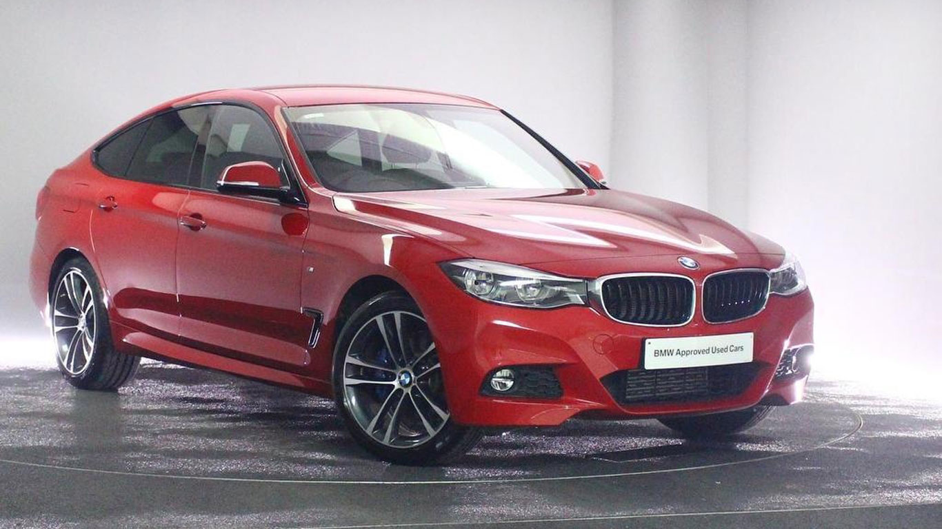 BMW 320d GT: £32,990
