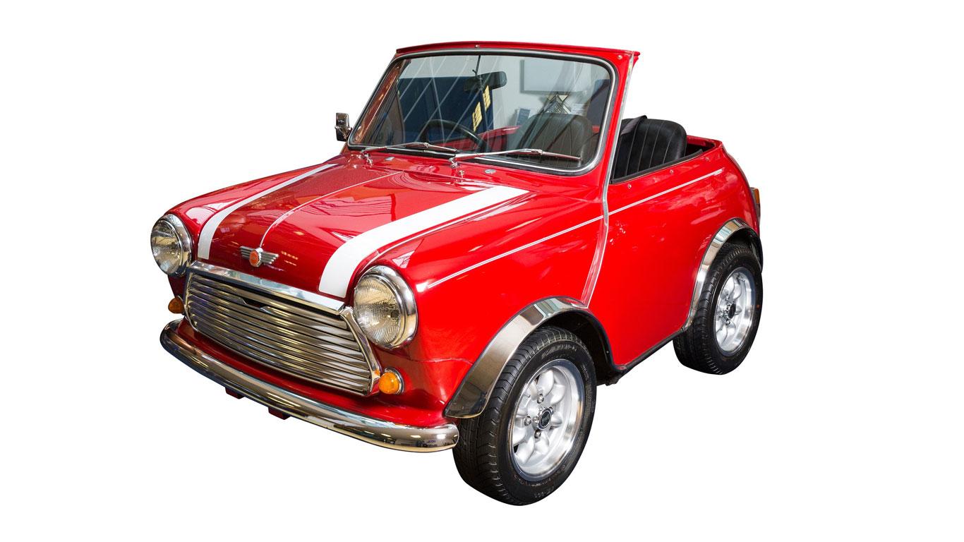 Bizarre seized 'supercars' in government auction