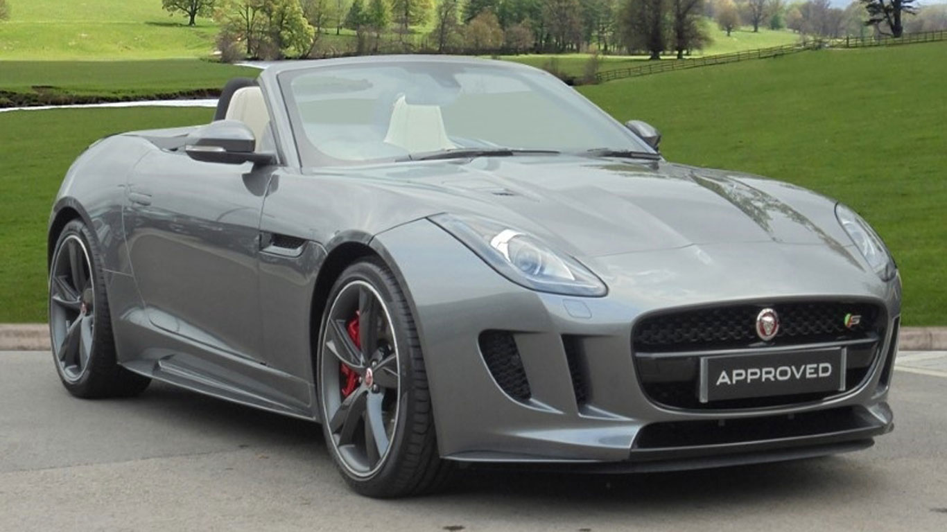 Jaguar F-Type: £70,000