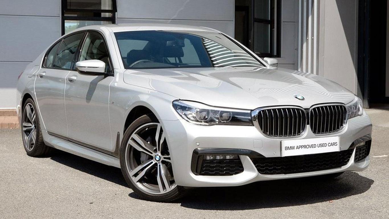 BMW 730d M Sport: £53,992