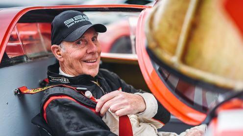 Porsche 911 Le Mans Legends Richard Attwood