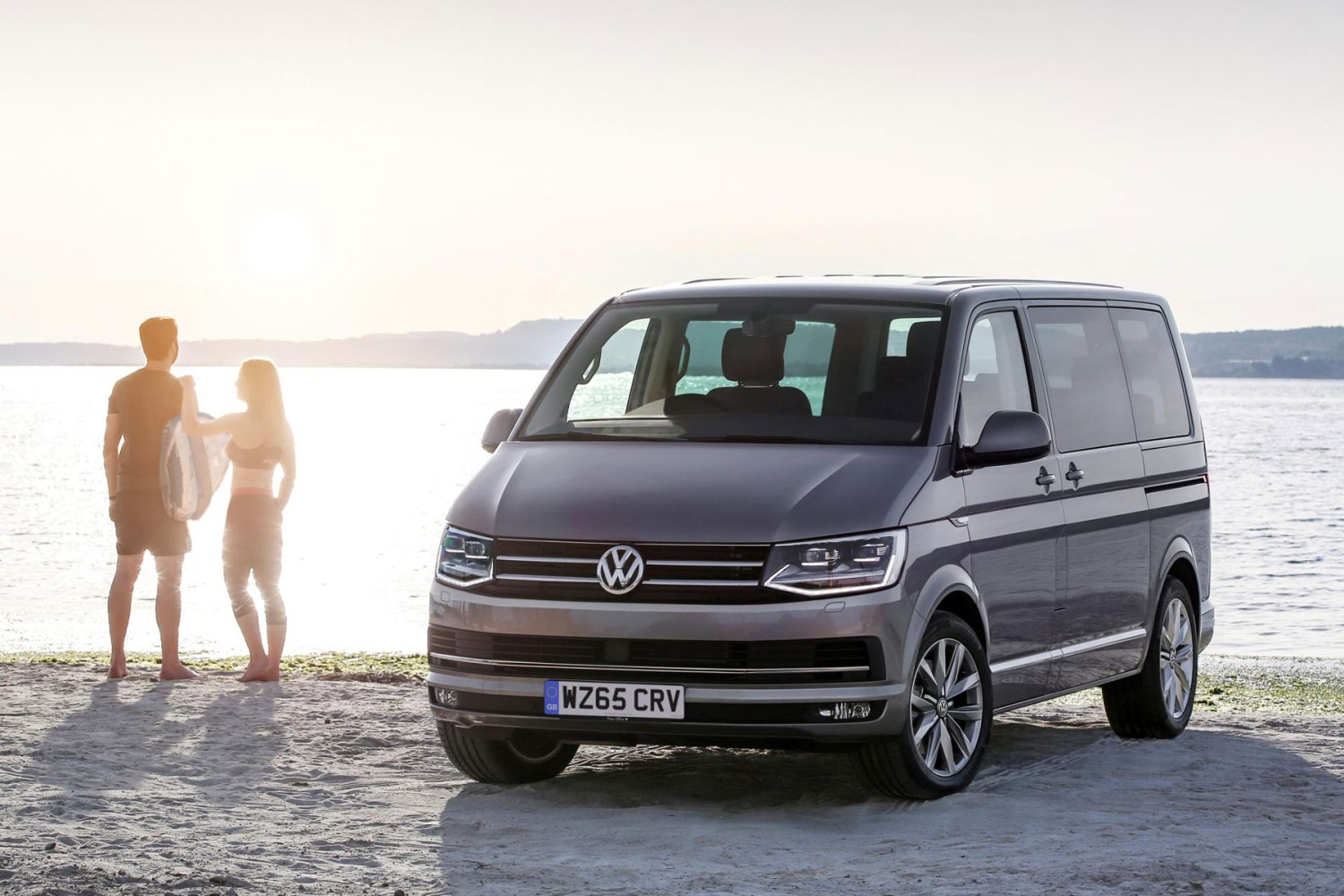The Apprentice VW Caravelle