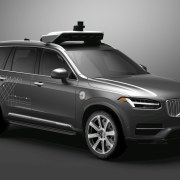 Volvo is supplying Uber with 24,000 self-driving cars