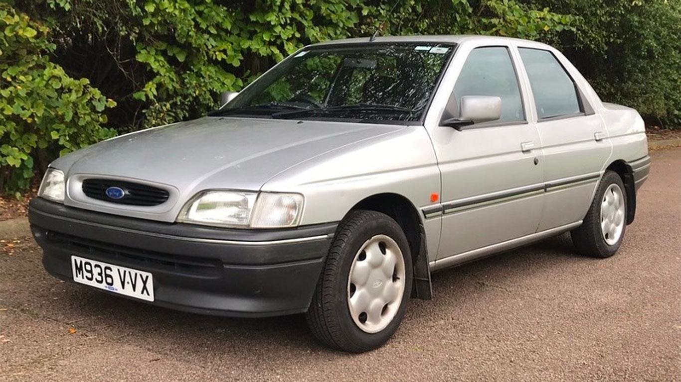 Ford Escort: £649