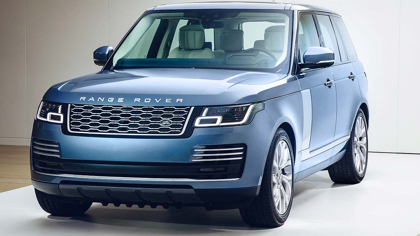 Range Rover and Range Rover Sport facelift