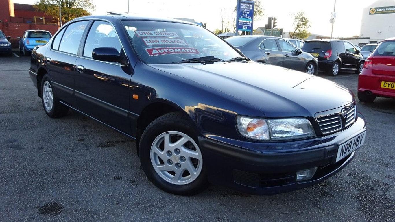 Nissan QX: £1,484