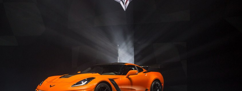 2018 Chevrolet Corvette ZR1