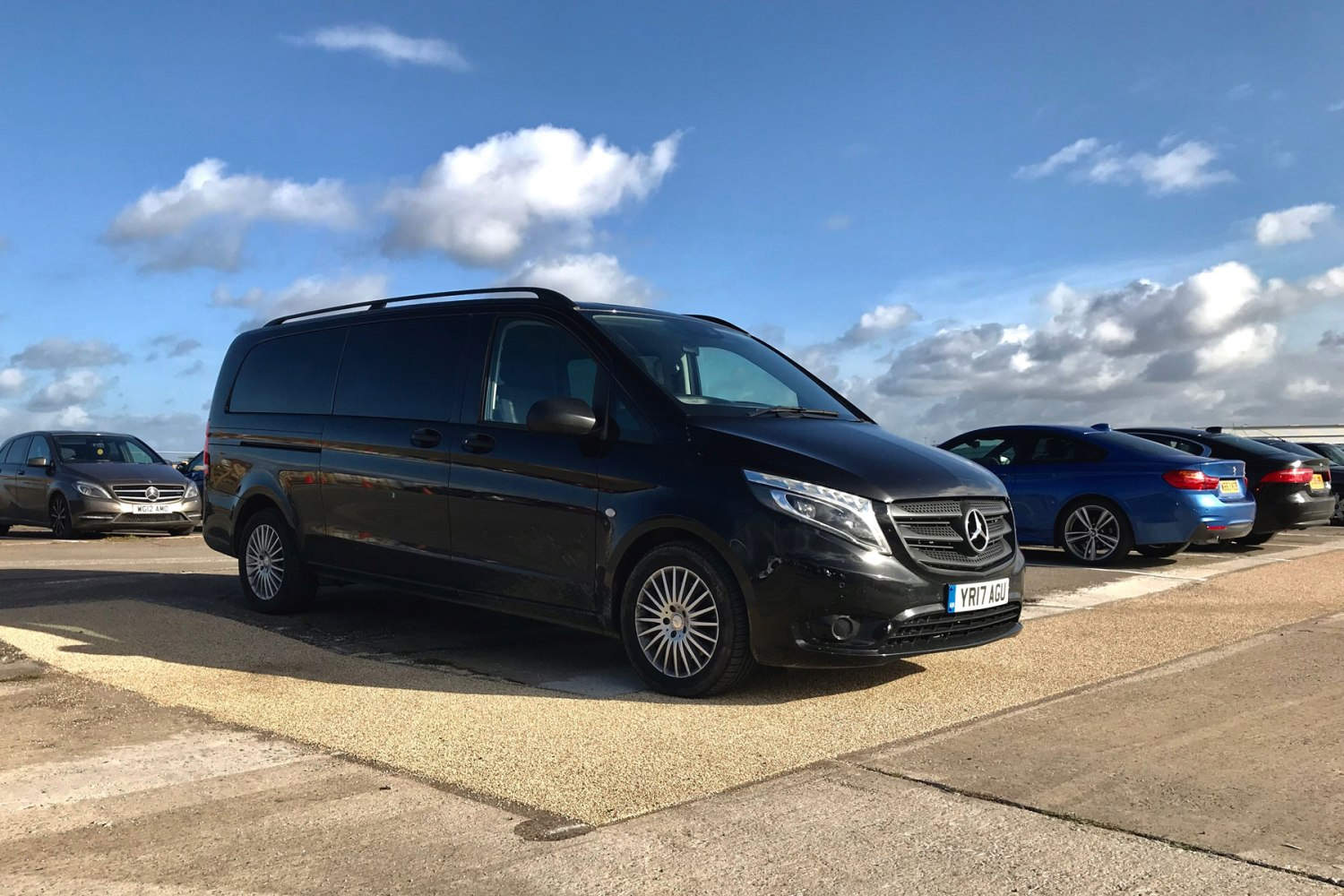 Taking one for the team: Mercedes-Benz Vito Tourer tested | Motoring