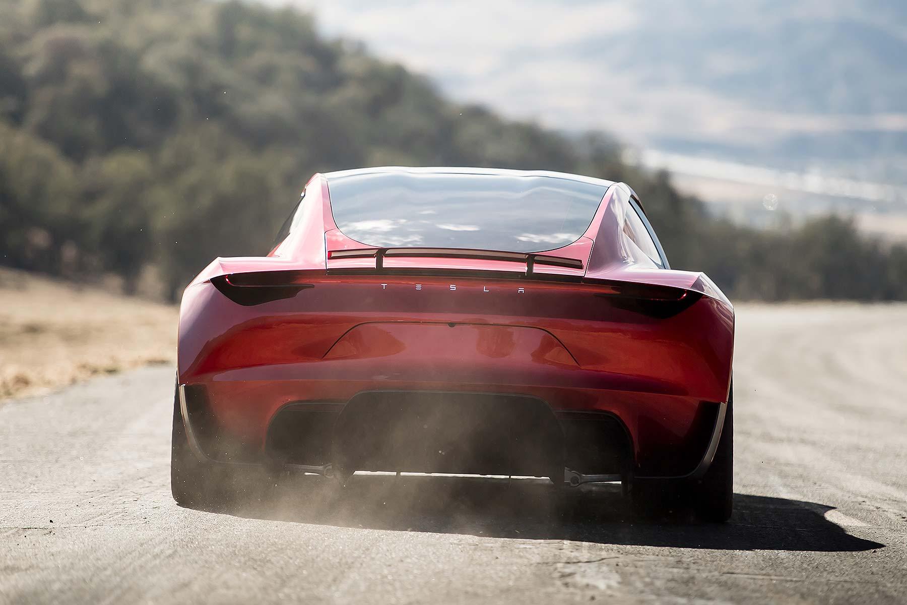 2020 Tesla Roadster >> New 2020 Tesla Roadster Motoring Research