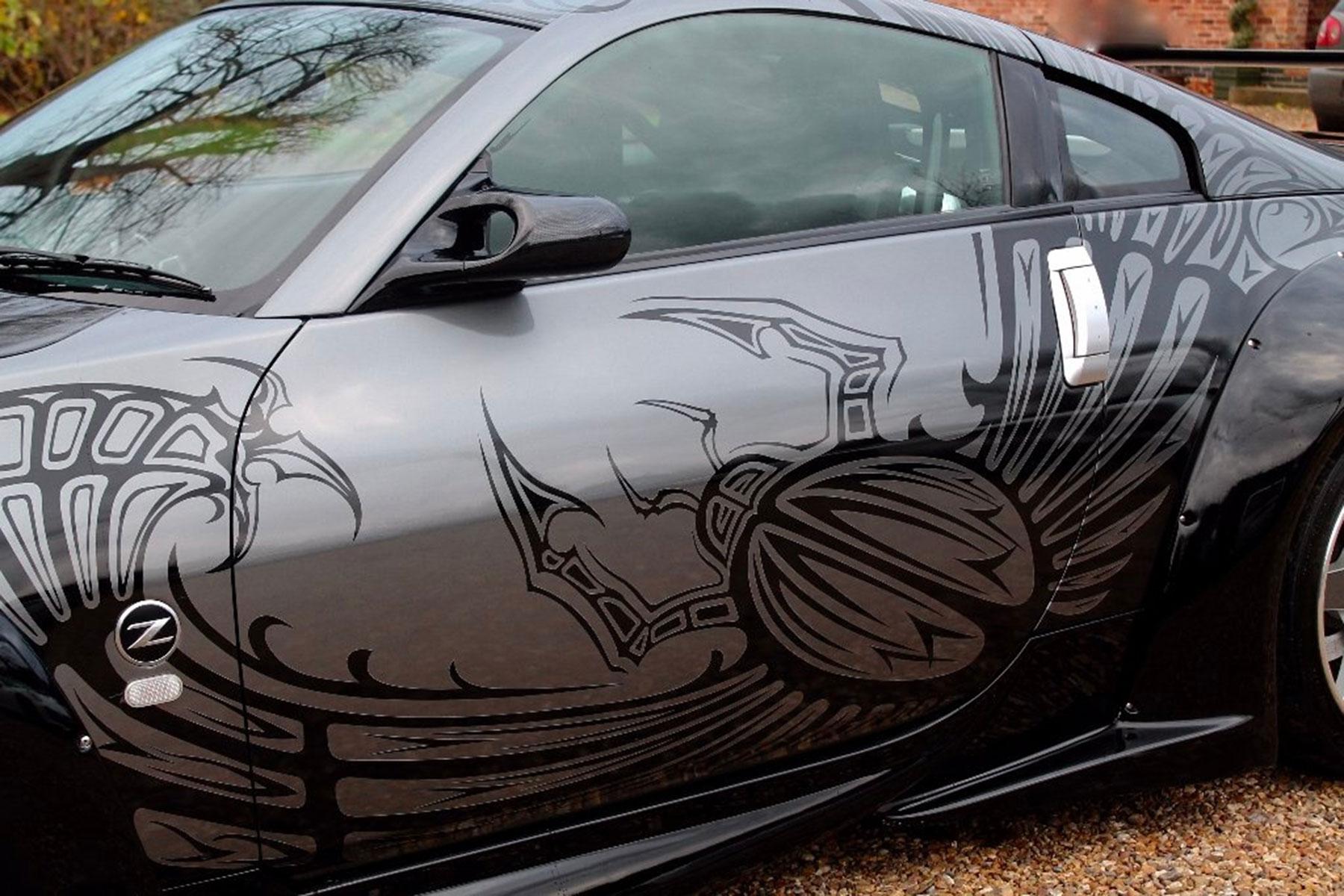 Tokyo Drift Nissan 350Z