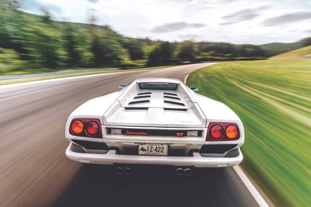 1990–2001 Lamborghini Diablo
