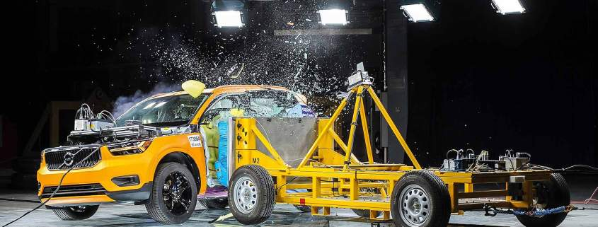 Euro NCAP's best-in-class cars for safety 2017