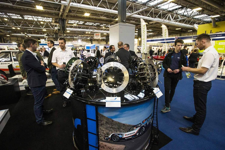 Trade at Autosport International