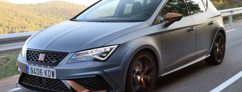 The Seat Leon Cupra R is sold out in the UK