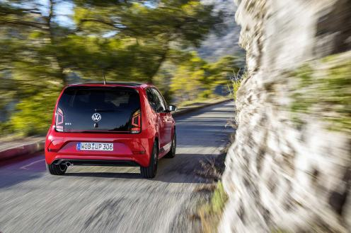 2018 Volkswagen Up GTI