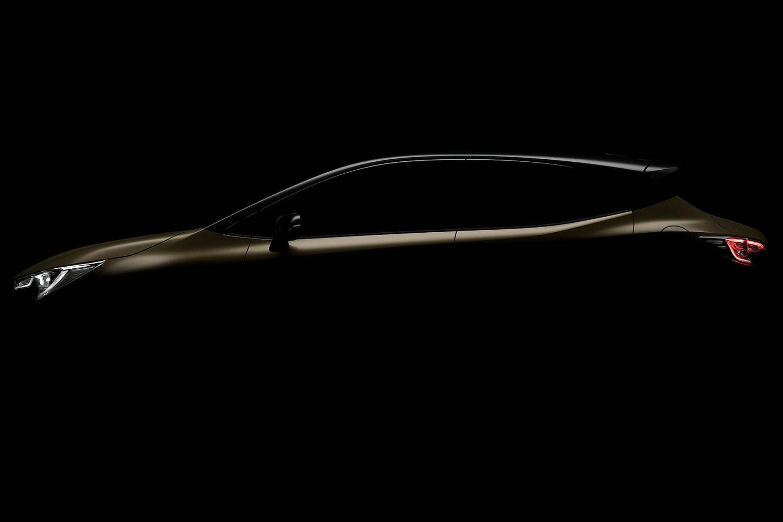 All-new 2018 Toyota Auris teaser