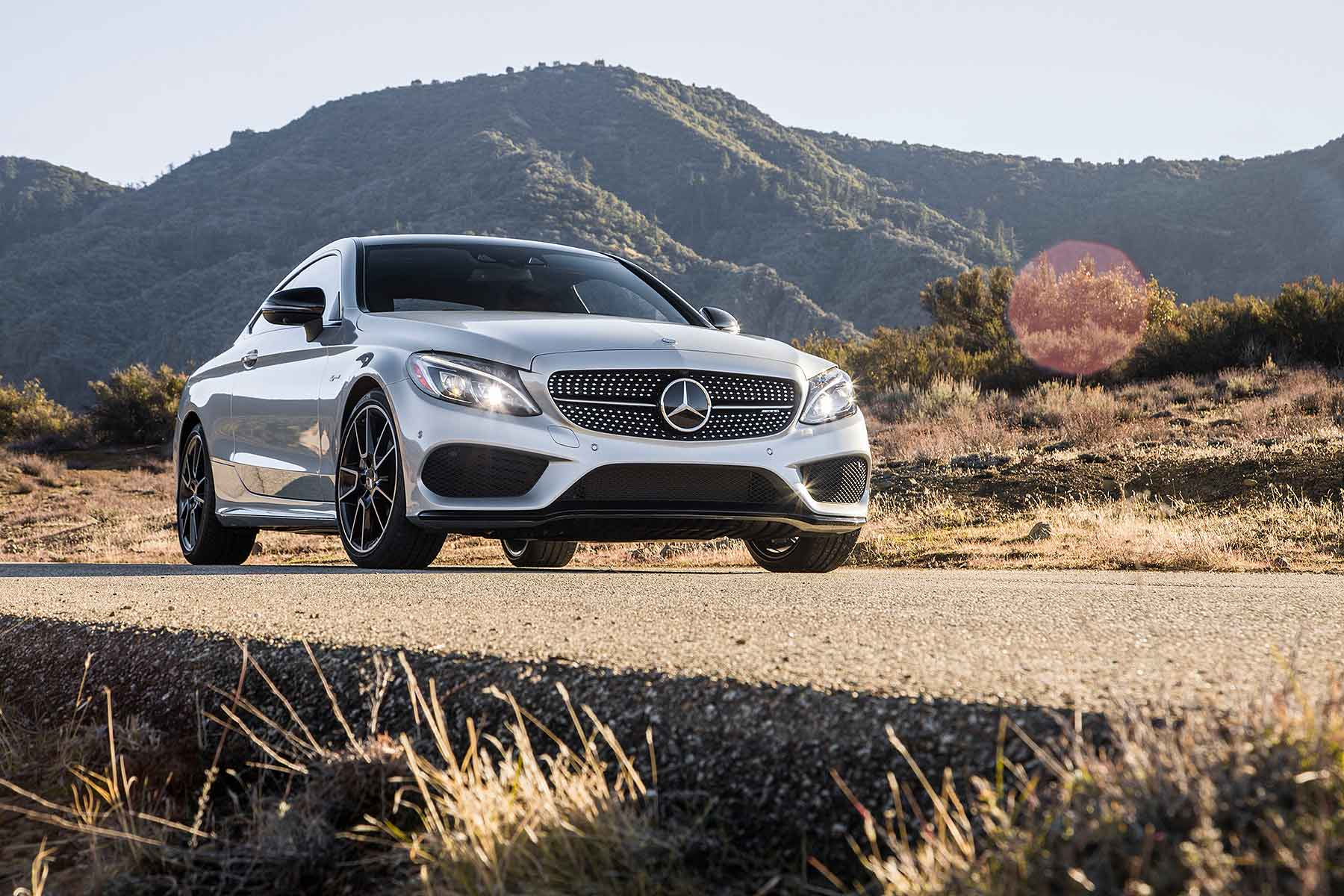 Mercedes-AMG C43 Coupe
