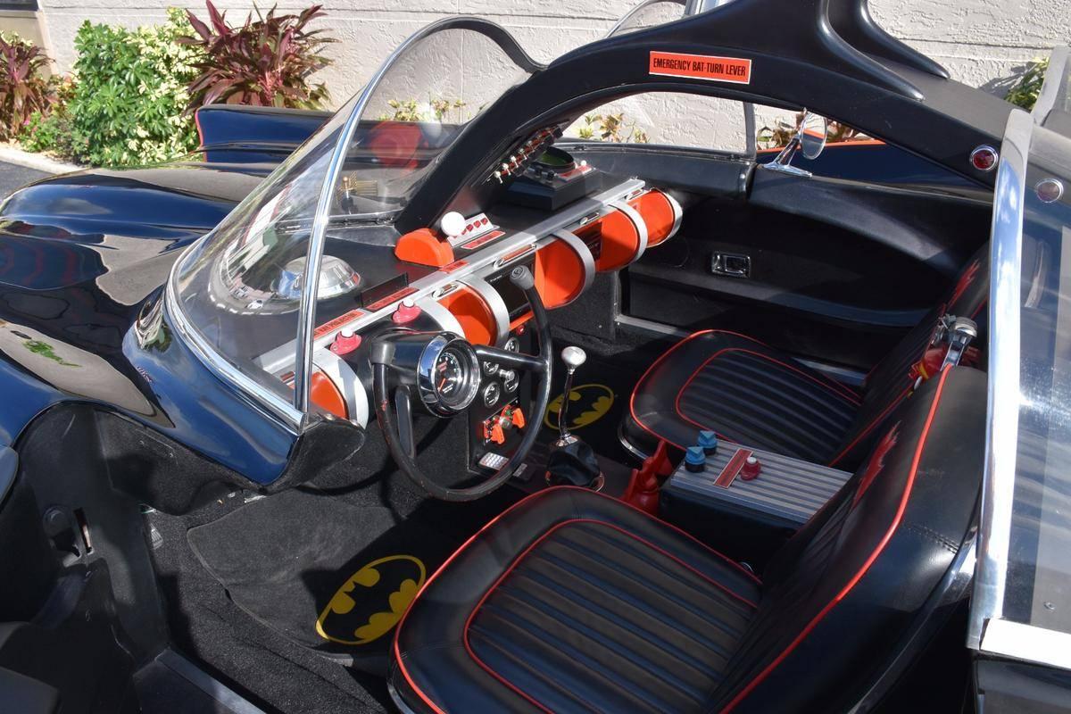 Original Batmobile for sale in Florida