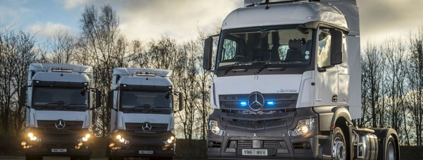 Unmarked 'supercab' police lorries will spy on drivers