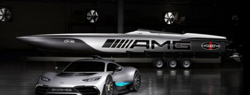 Boats designed or built by carmakers