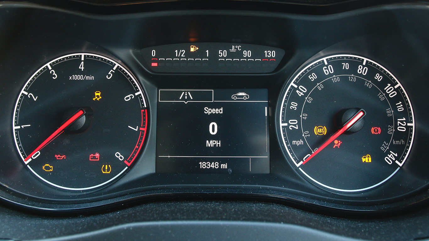Car dashboard warning lights: everything you need to know