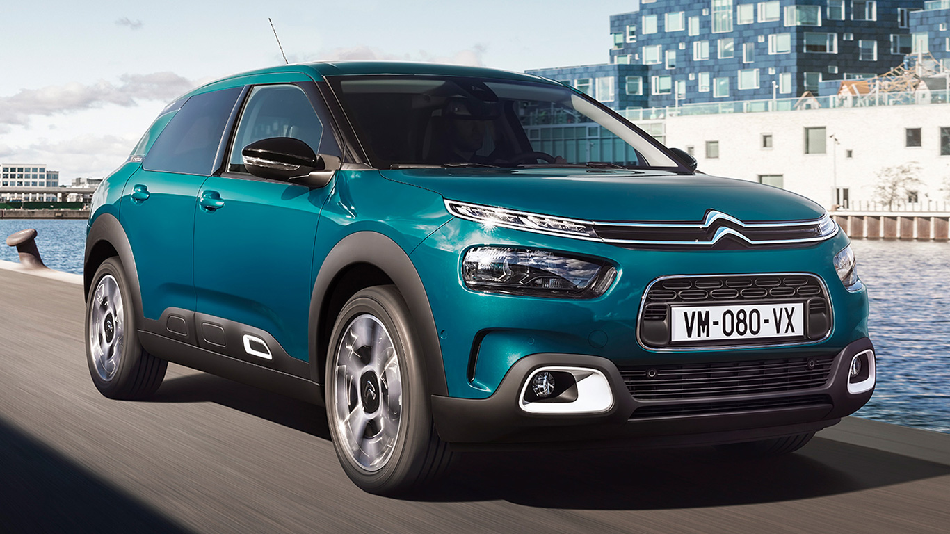 The best 18-plate March car offers: Citroen