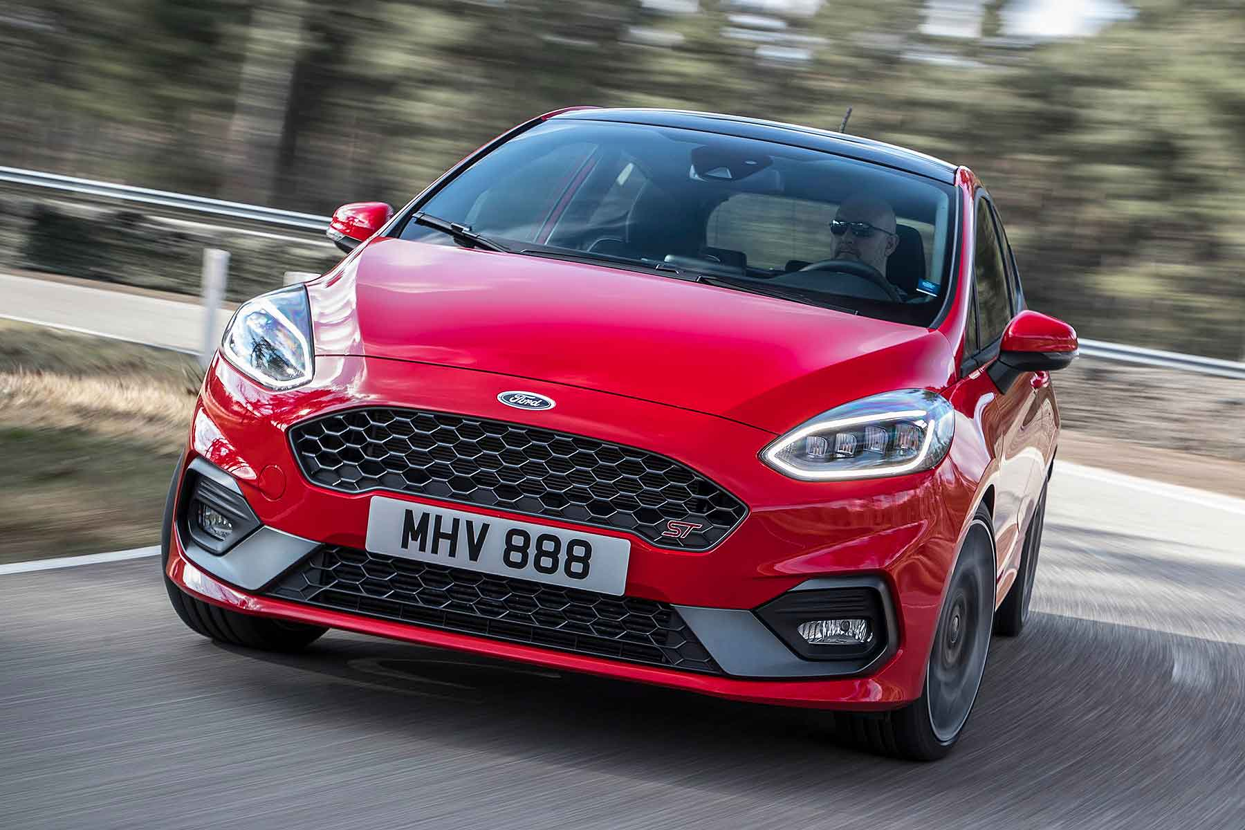 ford ka front suspension diagram trailor wiring patents tech to make the new fiesta st a driver s delight