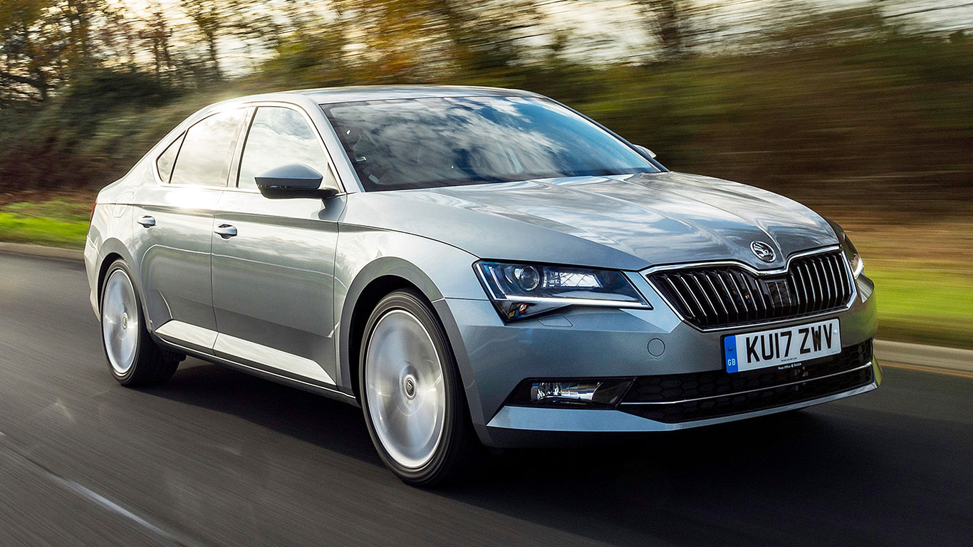 The best 18-plate March car offers: Skoda