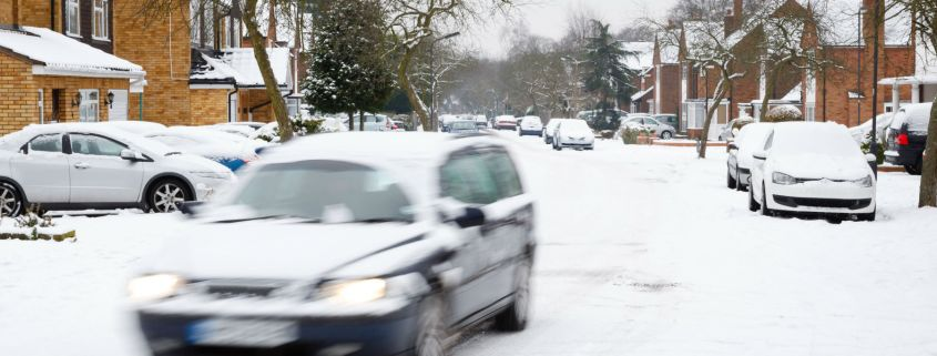 Is my car insurance invalid if I drive during a red warning?