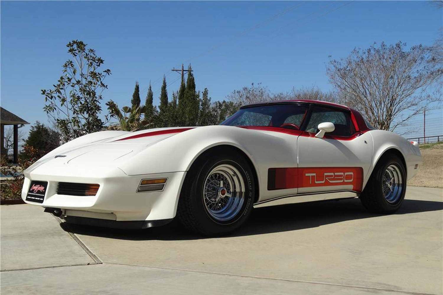 1980 Corvette Turbo