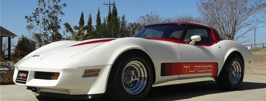 1980 Corvette Turbo