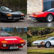 30 fabulous Ferraris up for auction