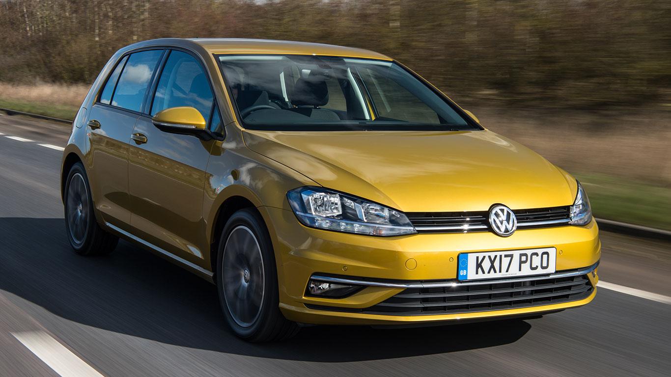 18: Volkswagen Golf