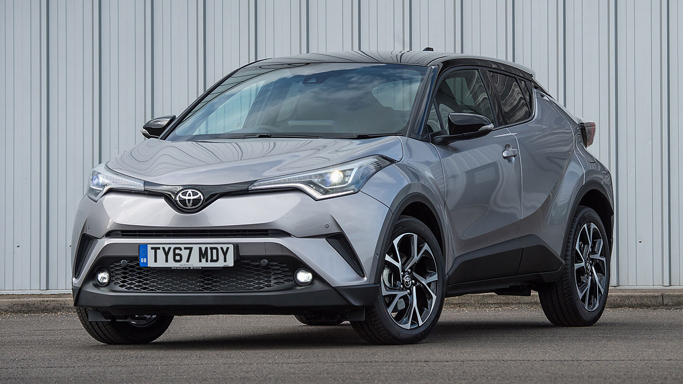 14: Toyota C-HR