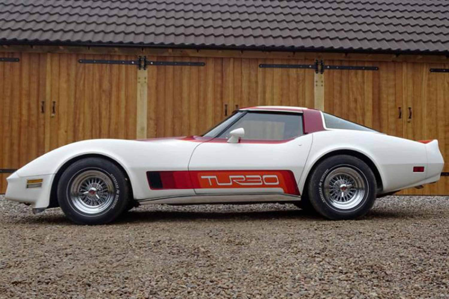The mystery of the Turbo Corvette! | Motoring Research