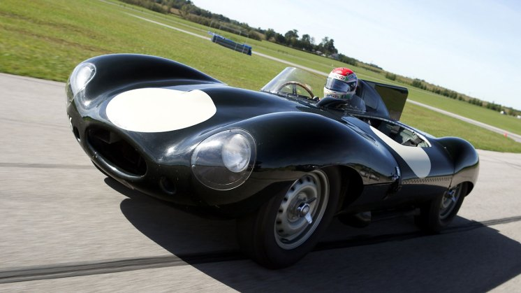 Jaguar D-Type