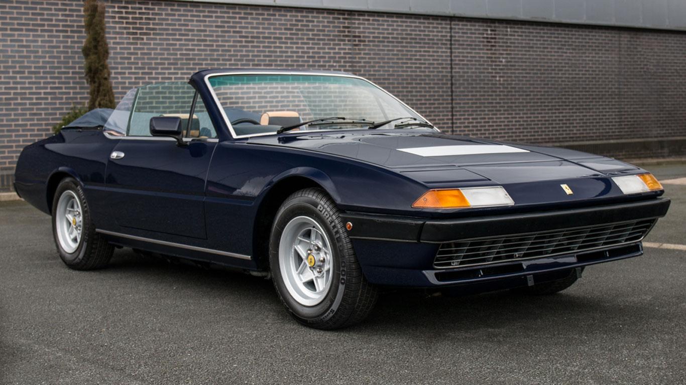 Ferrari 400: £45,000 - £50,000