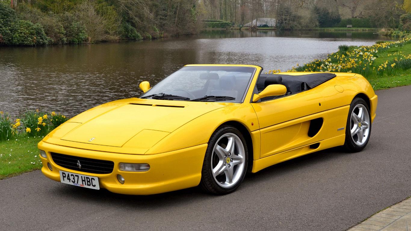 Ferrari F355 Spider: £90,000 - £110,000