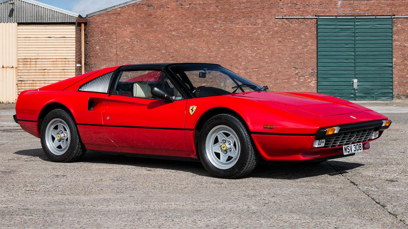Ferrari 308 GTS QV: £75,000 - £85,000