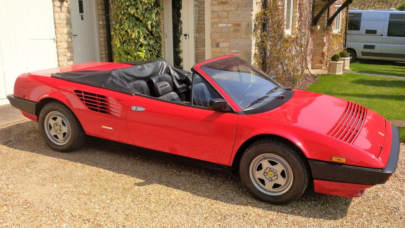 Ferrari Mondial QV: £28,000 - £33,000