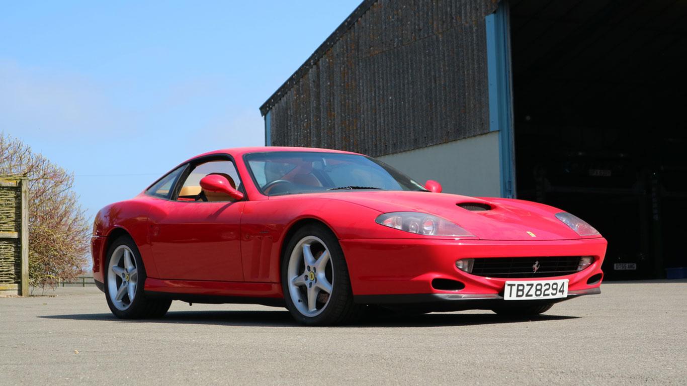 Ferrari 550 Maranello: £140,000 - £180,000